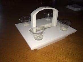MINI - Portable Sacrament Tray