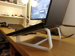 "Large laptop stand (15"")"