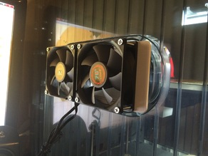 Da Vinci 1.0 Fan Mount Funnel