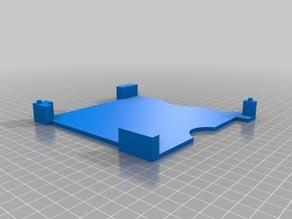 Modular Stackable Nintendo 3ds Game Case Holder