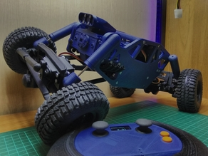 Crawler rc - body