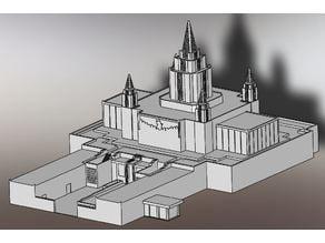Oakland Temple, Internal Lighting