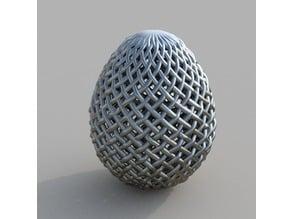 Woven Egg