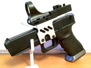 Glock Pistol Stand