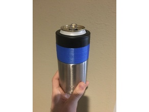 Yeti Coozie 16 oz Can Adapter