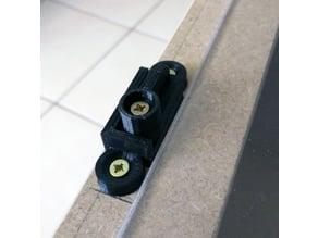 3D Printer Box Door latch