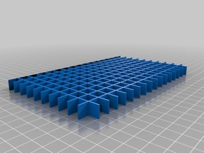 Fume grid for ABS smoothing