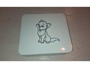 Gift case (Подарочная коробка)