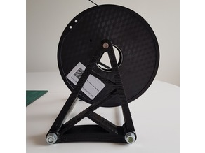 Table top Spool holder