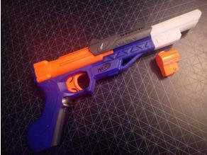 Nerf Gun Sharpfire Barrel Mod