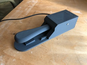 Piano Sustain Pedal
