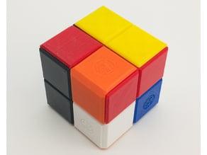 Corner Cube Puzzle