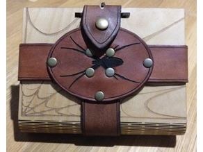 Belt Holster for Rack and Pinion Book Box