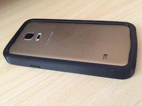 Samsung Galaxy S5 mini bumper case
