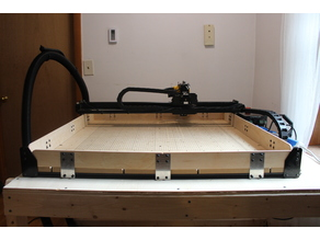 X-Carve Dust Guards for X and Y axis Rails