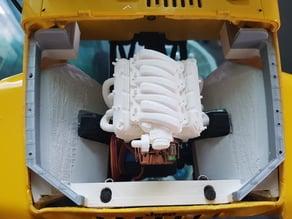 1:10 Scale Engine