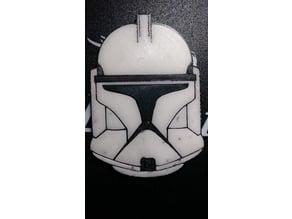 Clone Helmet Phase 1 Coaster