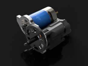 SCX10 Kit transmission