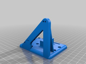 Anet A8- E3D v6 Carriage - remix for clone part .