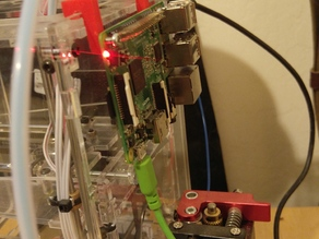 Fabrikator Mini Raspberry Pi Hanger
