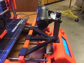 Logitech QuickCam 9000 Adapter for Webcam Mount - Original Prusa i3 MK2