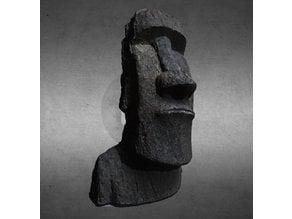 Moai, or mo'ai