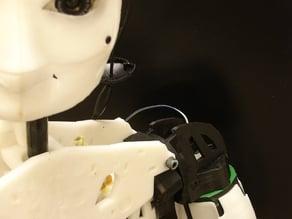Shoulder for Robot InMoov