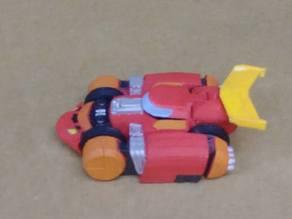 transformers hot rod kit