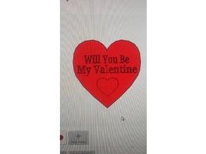 Valentine Days Heart