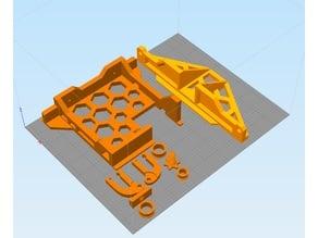 TronXY X8 Y Carriage Upgrade Kit