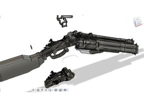 Blundergat Acidgat Airsoft Shotgun