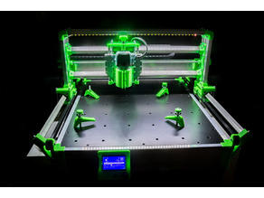 R-CNC , the new cheap printable CNC milling machine