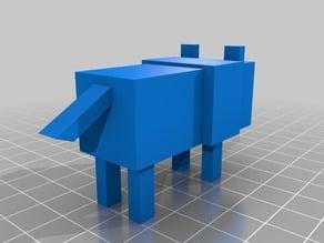 dog mincraft