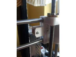 X axis gear update Anet A8