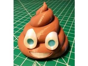 Poop Emoji Teeth