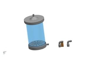 External Filter For Aquarium Protein Skimmer