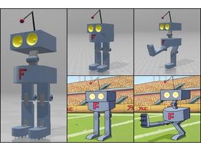 Footbot - Gravity Falls