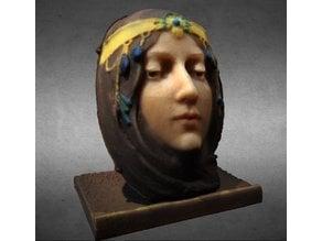 Mask of Cléo de Mérode