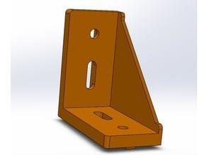 3060 Corner Angle Joint Bracket for Aluminum Profile Extrusion V-Slot