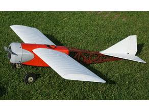 Monoplane 1914 RC