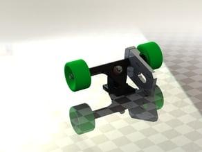 Electric Skateboard Caliber Truck Motor Mount