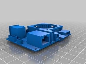 Hardkernel Odroid XU4 3D Model