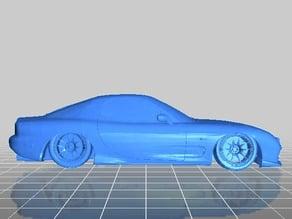 Mazda RX-7 Modified