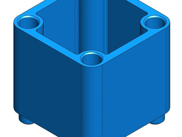 Modular Multi-Purpose Container by metanoia_03 - Thingiverse