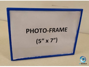 Photo Frame for 5x7 inches