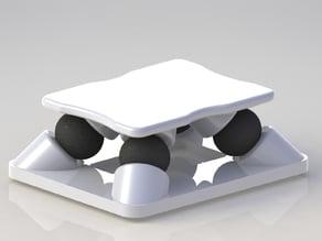 Anti Vibration mount for flight controller