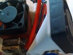 Fan Duct for Smartrap Core