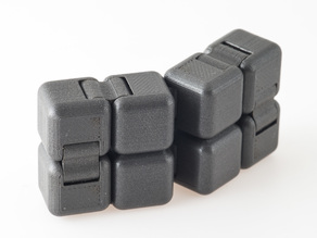 Magnetic Fidget Cube