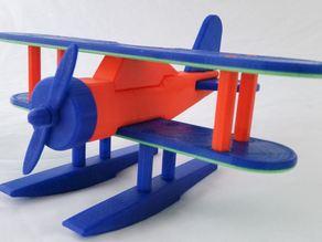 Sea Airplane (Modular)