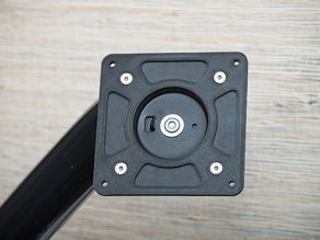 75mm to 100mm Vesa Monitor Plate Adapter